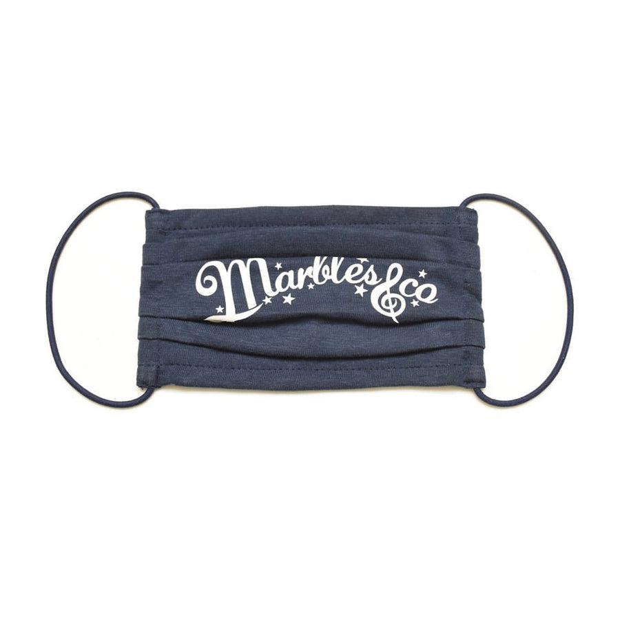 Marbles RUFFY JERSEY MASK / NAVY / MAC-S21SP02