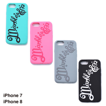 Silicon iPhone Case /<br> TYPE:7・8 /<br> MAC-A20SP02