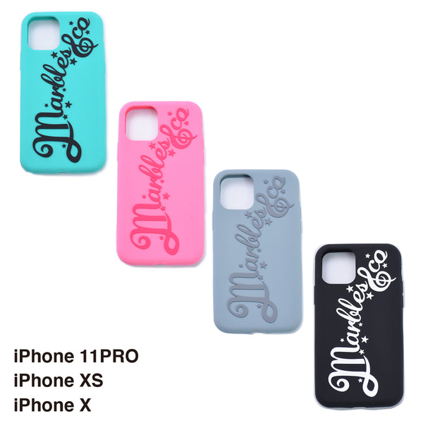 Silicon iPhone Case / TYPE:11PRO・XS・X / MAC-A20SP03