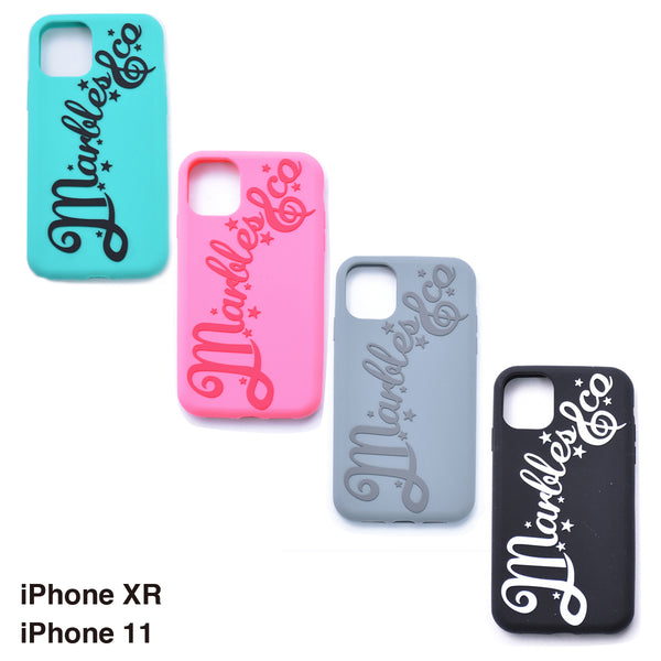 Silicon iPhone Case / TYPE:XR・11 / MAC-A20SP04