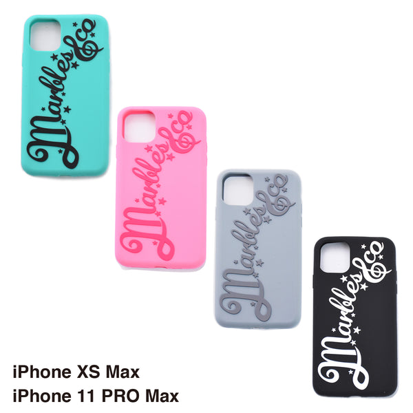 Silicon iPhone Case / TYPE:XS Max・11 PRO Max  / MAC-A20SP05