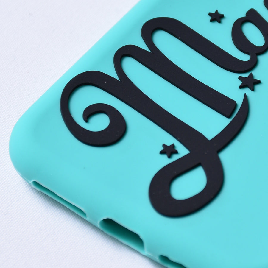 Silicon iPhone Case /<br> TYPE:XR・11 /<br> MAC-A20SP04