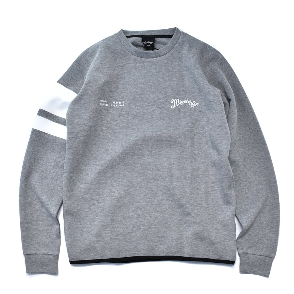 TECH CREW NECK SWEAT / MHP-A20SP04