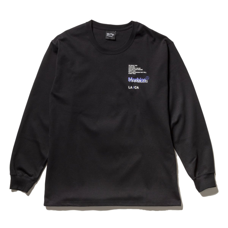 HQ BIG NEO-LOGO L/S TEE / MCS-A20SP03