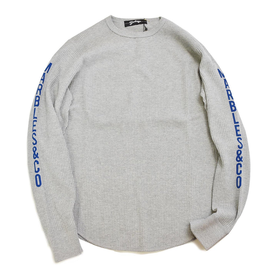 L/SL THERMAL CREW NECK TEE