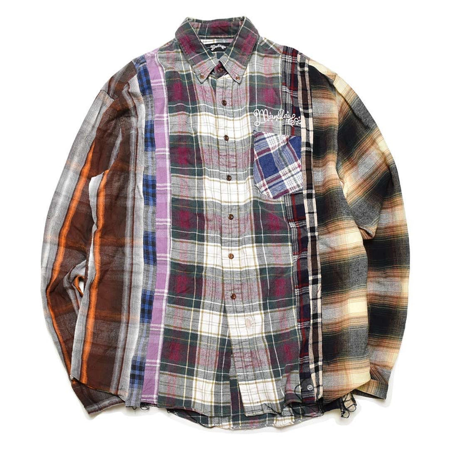 ONE-OFF CHECK SHIRT