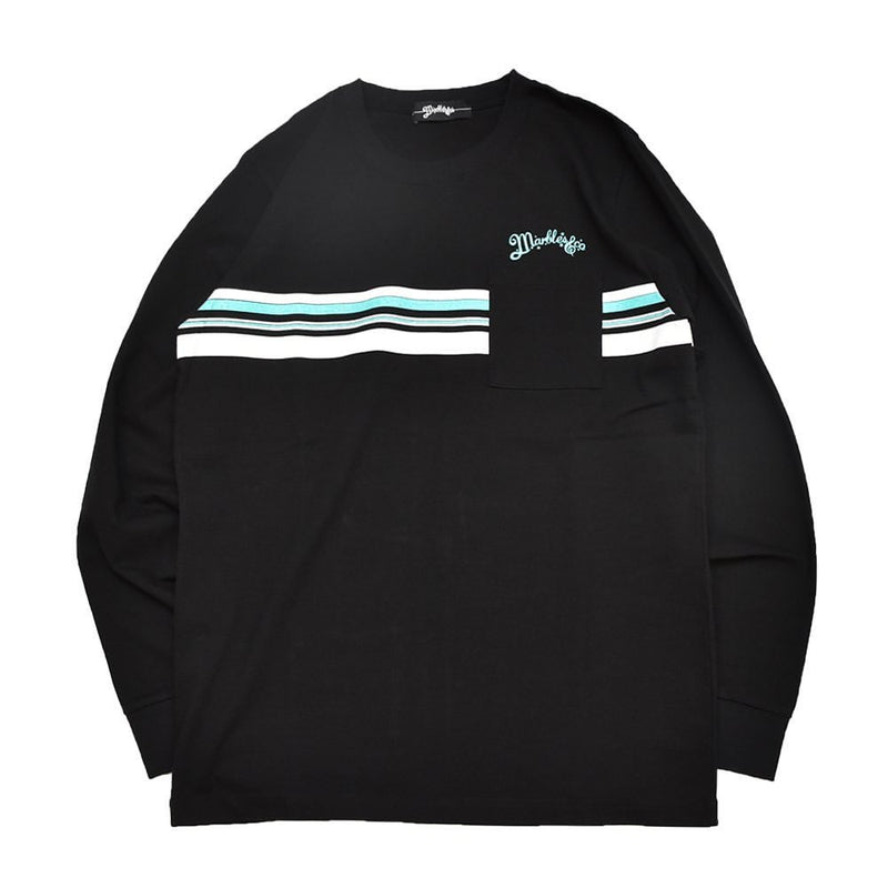 L/SL POCKET TEE