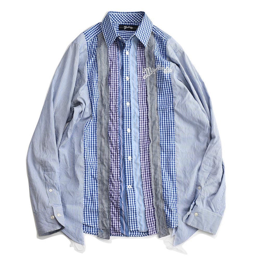 ONE-OFF MIX SHIRT