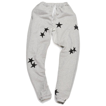 STAR PATCH SWEAT PANTS