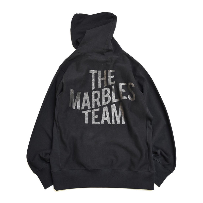 THE MARBLES TEAM LAME PARKA
