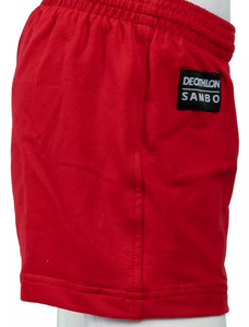 SAMBO SHORTS 100 RED FOR CHILDREN SAMBO