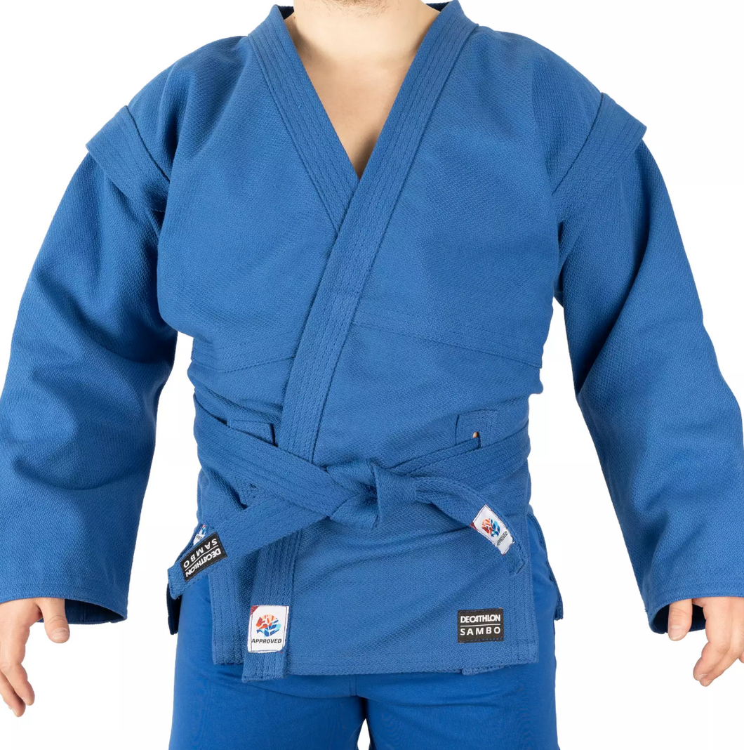 SAMBO JACKET FOR ADULTS BLUE SAMBO