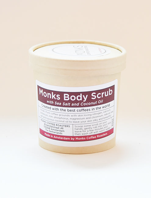 "Monks ""Body Scrub"""