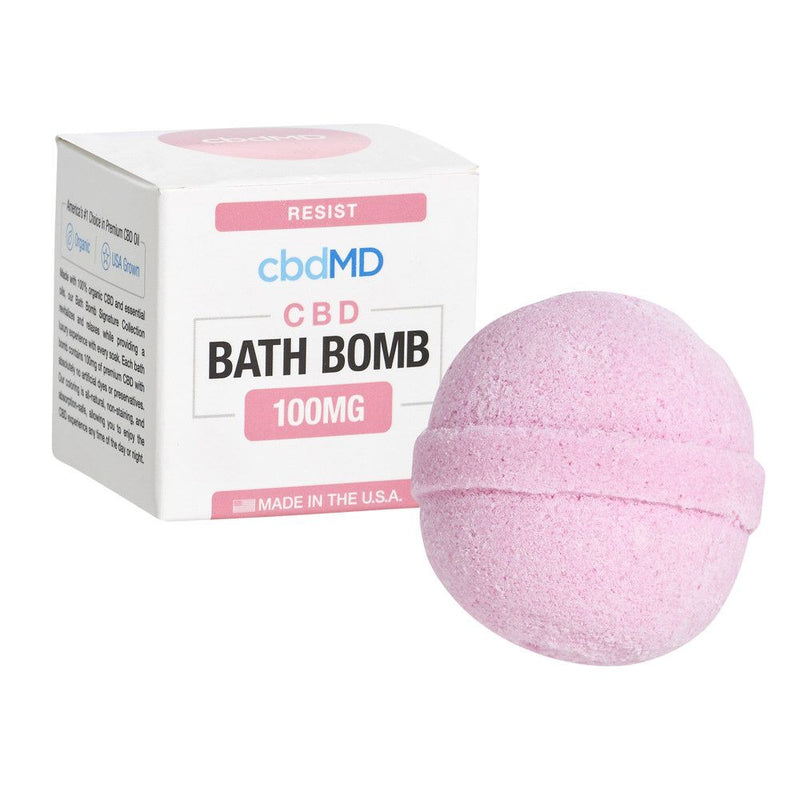 Bath Bomb - Resist / Lavender - 100mg