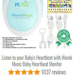 Womb Music Heartbeat Monitor Reviews