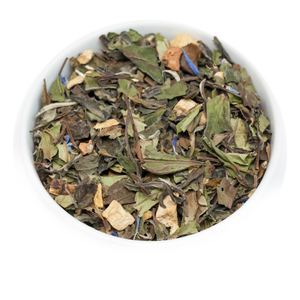 Mango Ginger White Tea - Loose leaf -  Fruity, Rich
