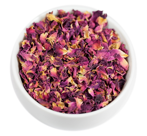 Rose Petals | Herbal Tea | Organic | Loose | Floral, Elegant, Decaf