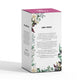 Herbal Tea Box | Berry Bliss | 16 ct. Wellness, Hibiscus, Fruity