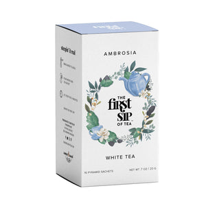 White Tea | Loose leaf | Ambrosia | Premium Teas ( Fruity Pineapple Coconut )