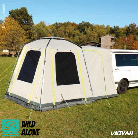 UNIVAN REAR TENT (OUT OF STOCK - MARCH 2021 PRE-ORDER)