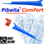 PIBELLA COMFORT is a FUD designed to be used laying down or sitting. For Pregnant, Disabled, Injured women.