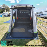 UPGRADE PREMIUM (TRANSPORTER T5/T6) TAILGATE TENT - LOW STOCK