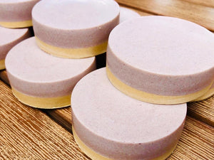 Hand Crafted Soap - Cedarwood & Clay Salt Soap Bar
