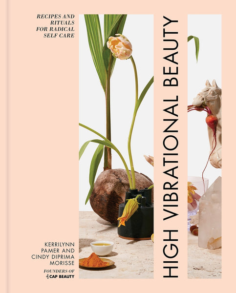 High Vibrational Beauty Book Cover