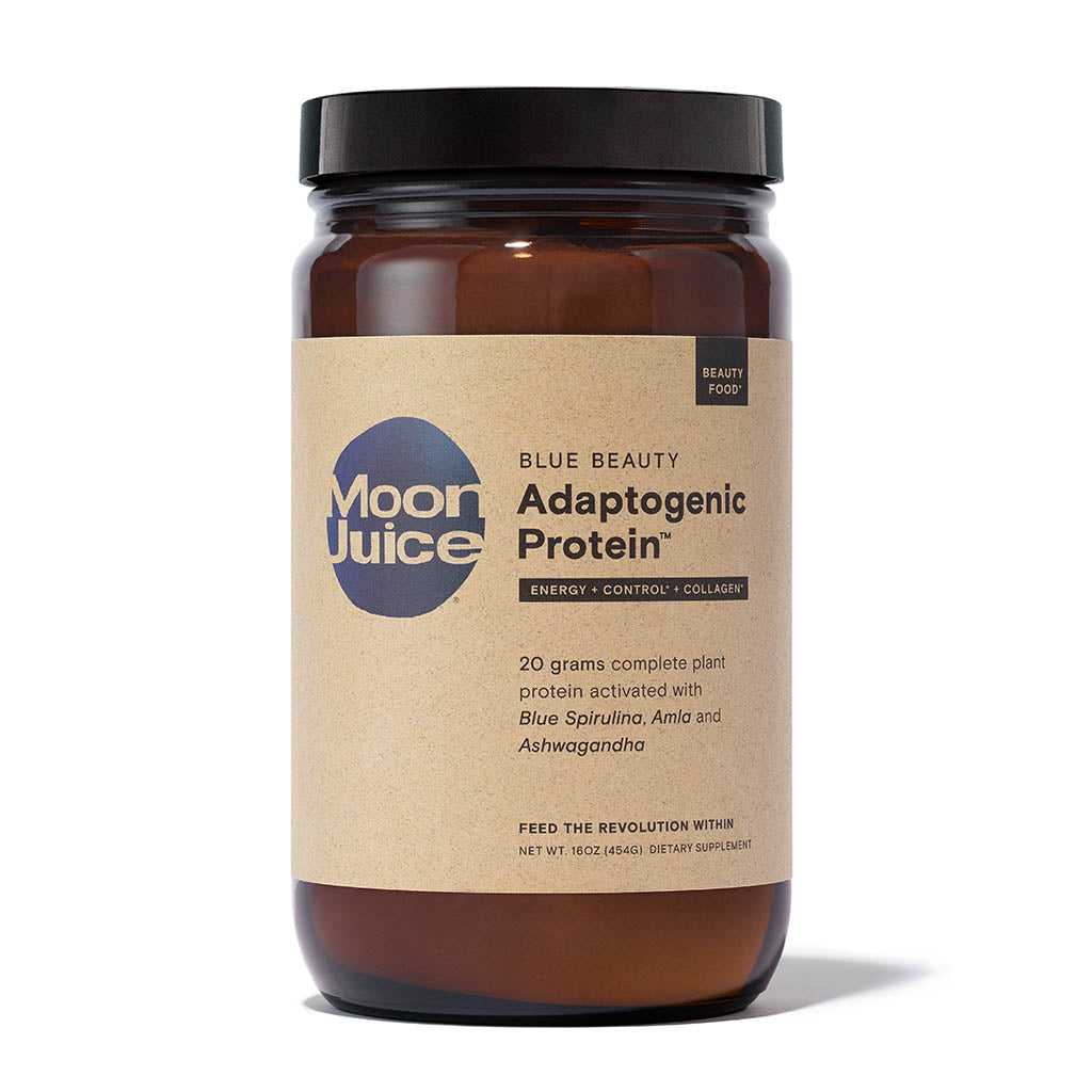 Moon Juice - Blue Beauty Adaptogenic Protein - CAP Beauty