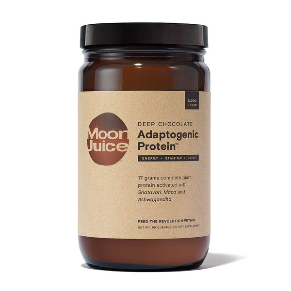 Moon Juice - Deep Chocolate Adaptogenic Protein - CAP Beauty