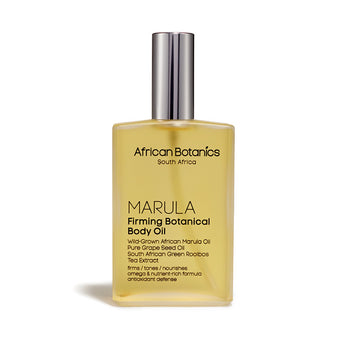 African Botanics - Marula Firming Botanical Body Oil - CAP Beauty