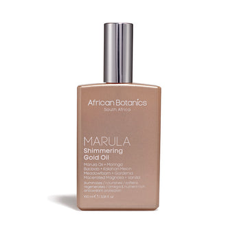 African Botanics - Marula Shimmering Gold Oil - CAP Beauty