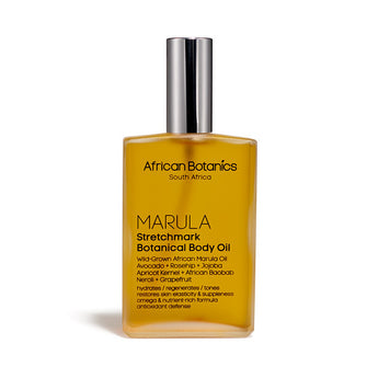African Botanics - Marula Stretchmark Botanical Body Oil - CAP Beauty