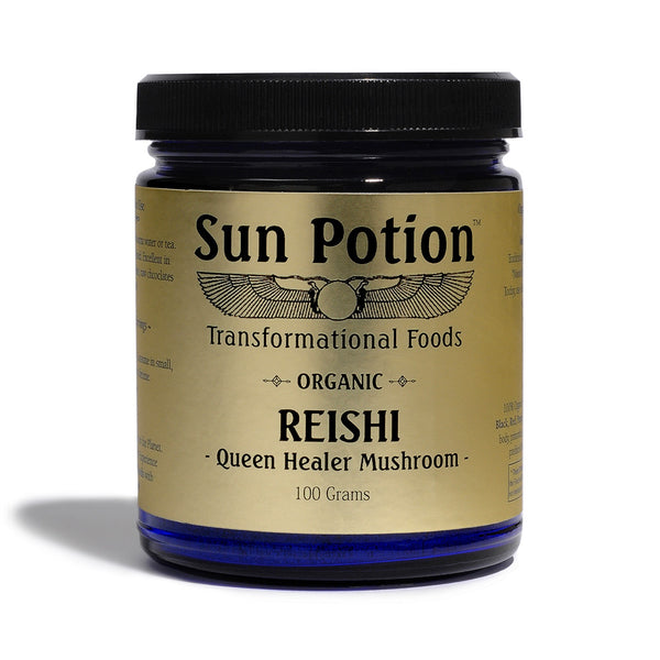 Sun Potion - Reishi Mushrooms - CAP Beauty