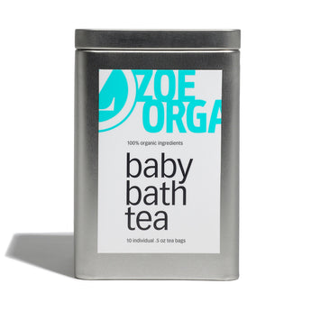 Zoe Organics - Baby Bath Tea - CAP Beauty