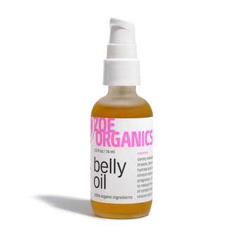 Zoe Organics - Belly Oil - CAP Beauty