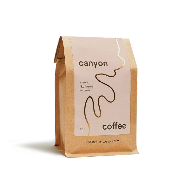 Canyon Coffee - Tatama, Colombia Medium Roast Coffee - CAP Beauty