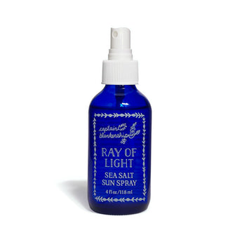 Captain Blankenship - Ray of Light Sea Salt Sun Spray - CAP Beauty