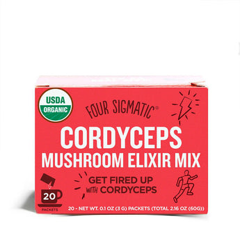 Four Sigmatic - Cordyceps Elixir - CAP Beauty