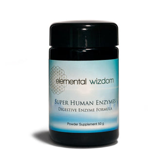 Elemental Wizdom - Super Human Enzymes - CAP Beauty
