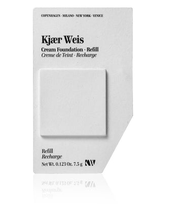 Kjaer Weis - Cream Foundation Refill - CAP Beauty