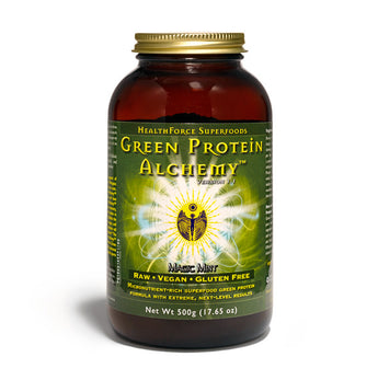 HealthForce - Green Protein Alchemy Magic Mint - CAP Beauty