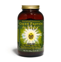 Green Protein Alchemy Magic Mint