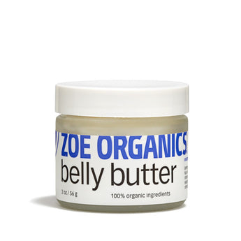 Zoe Organics - Belly Butter - CAP Beauty