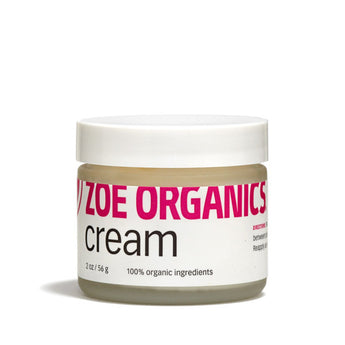 Zoe Organics - Cream - CAP Beauty