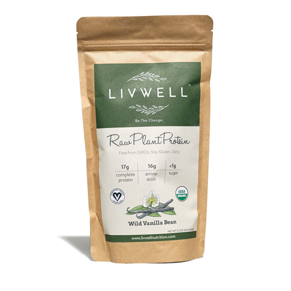 LivWell - Vanilla Bean Protein Blend - CAP Beauty