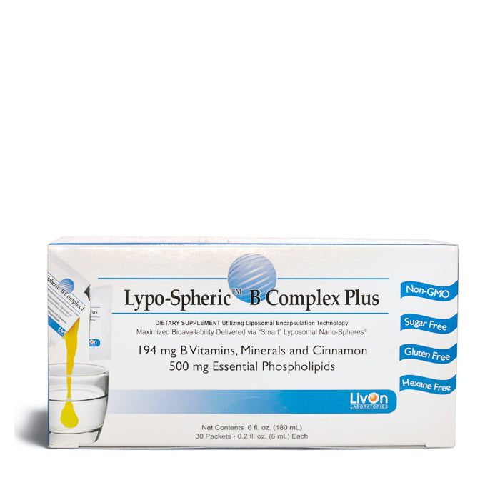 LivOn Labs - Lypo-Spheric B Complex Plus - CAP Beauty