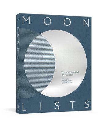 The Moon Lists - The Moon Lists Workbook - CAP Beauty