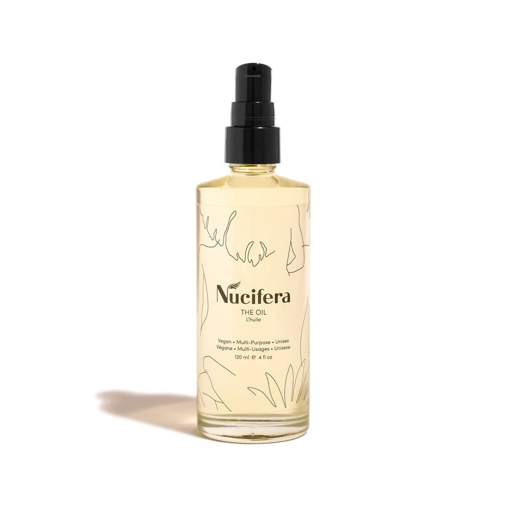 Nucifera - The Oil - CAP Beauty