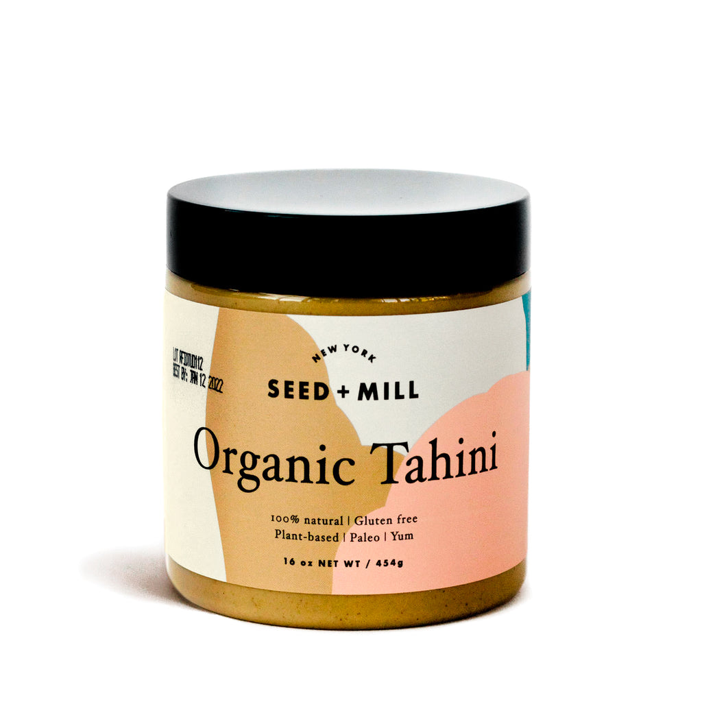 Seed + Mill - Organic Tahini - CAP Beauty